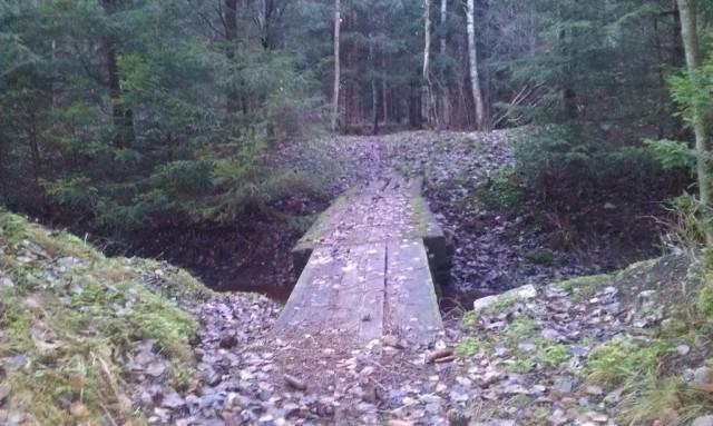 Bron till skymningslandet, över till andra sidan