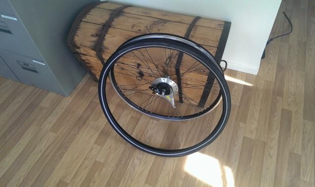 Ett fall för the Bicycle repairman