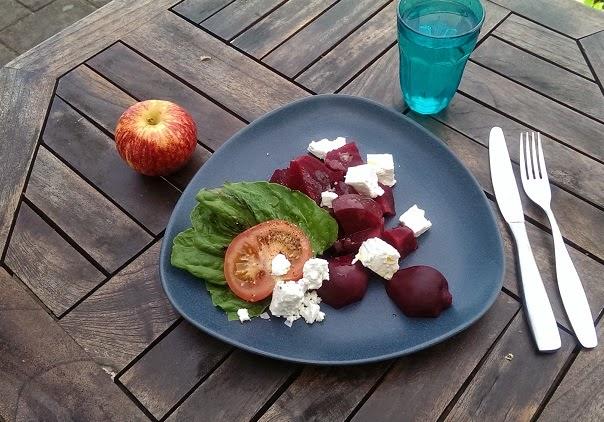 En nyttig och tillika välsmakande lunch