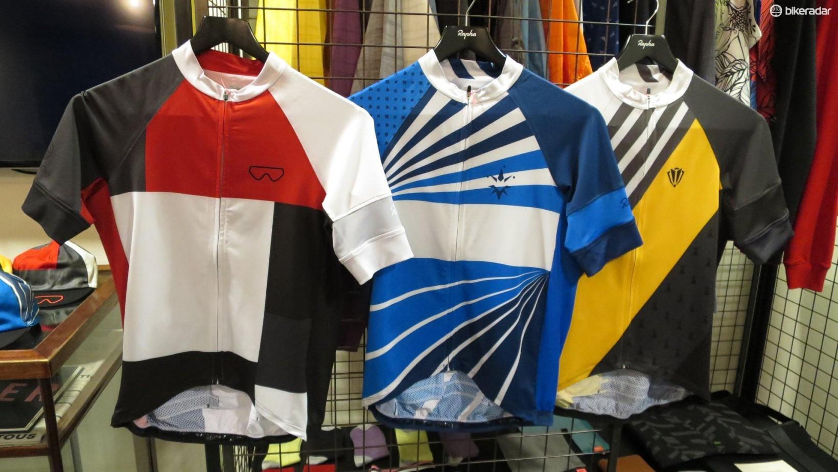 Remakes på La Vie Claire, ANC och Renault - bild från cyclingnews.com