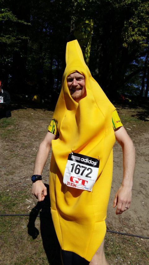 En bra förklädnad är den bästa dopingen. Dessutom både tillåten och rolig!