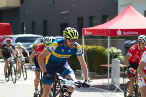 Fredrik 'Seglarn' Edin gjorde mästerskapsdebut med en fin 20:e plats på EM.