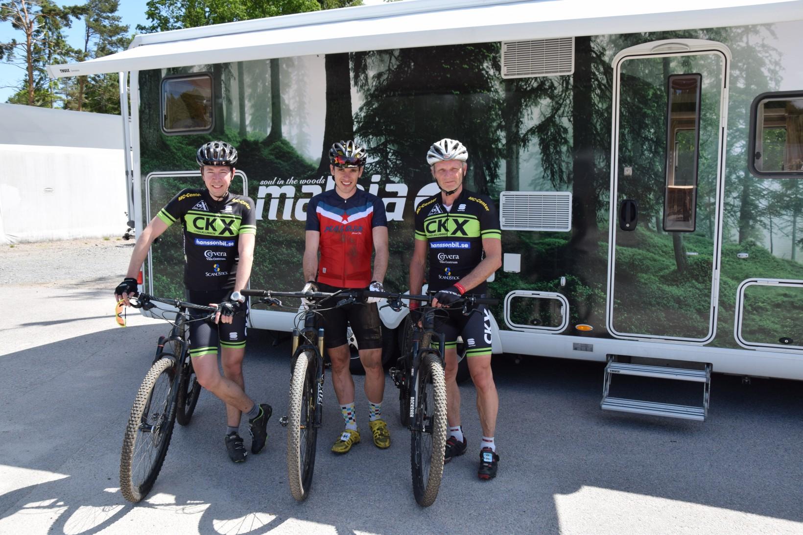 Mountainbike-klanen Persson