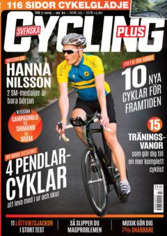Nya numret av Svenska Cycling Plus bjuder på en längre intervju med unga stjärnskottet och VM-cyklisten Hanna Nilsson. I butik från och med tisdag.