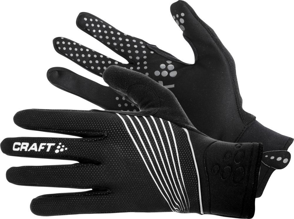 Storm glove. En handske för ruggiga höstdagar. Vind- och vattentät med silikonprint i handflatan. Färger: Flumino och black. Rek pris: 400 kr