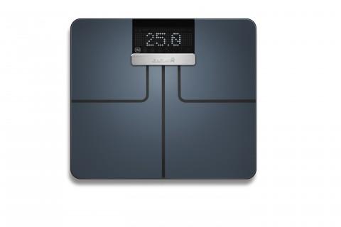 Garmin Index Smart Scale håller koll på vikt, BMI, muskelmassa, vätskeprocent och mycket mer...