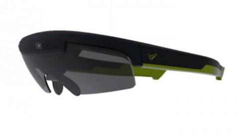 Everysights glasögon ser ut att få en strömlinjeformad design som klassiska cykelglasögon.