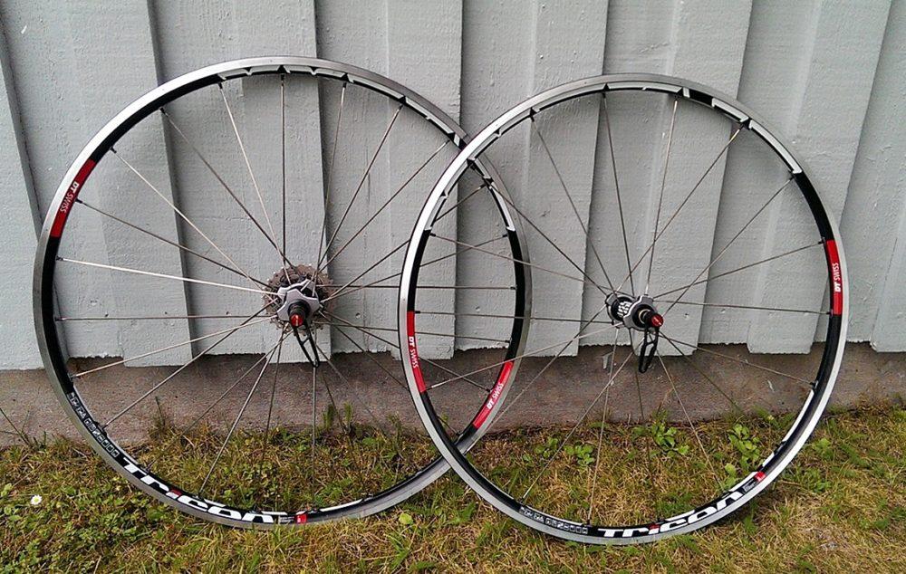 De aktuella hjulen - DT Swiss 1450 Tricon