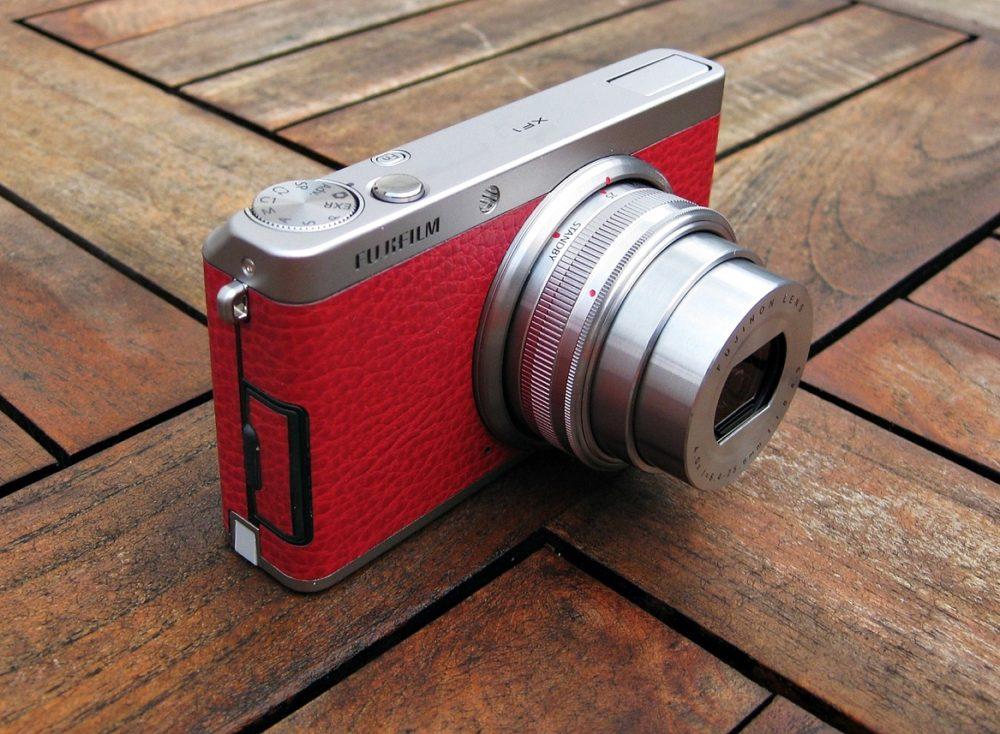 Fujifilm XF1 - En kompaktkamera med optisk zoom