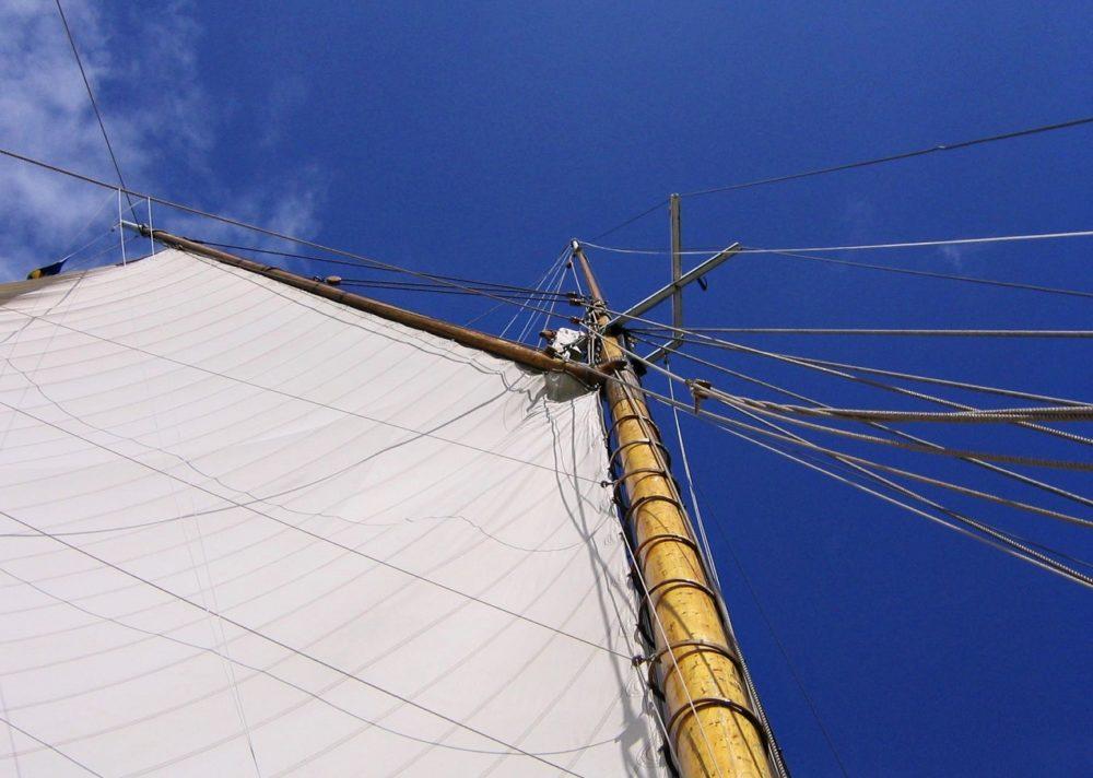 Nu sätter vi segel mot framtiden