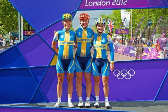 Senast det var OS hade Emma Johansson hjälp av Isabella Söderberg och Emilia Fahlin. Isabella lär inte få följa med till Rio, men kommer Emilia få det?