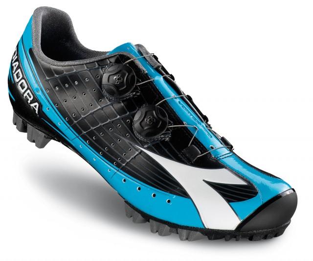 Diadora X Vortex-Pro MTB bjuder på många fina egenskaper och låg vikt.