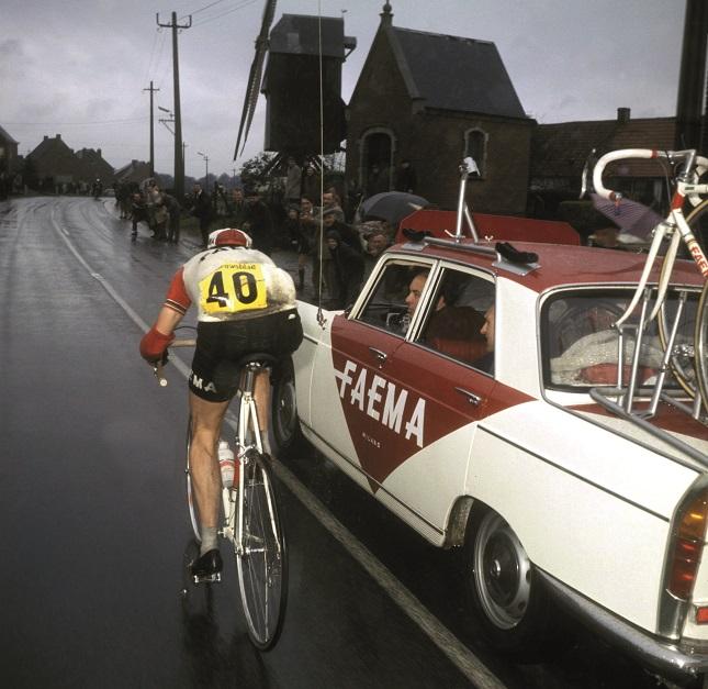 Merckx vägrade lyssna på sportdirektören.