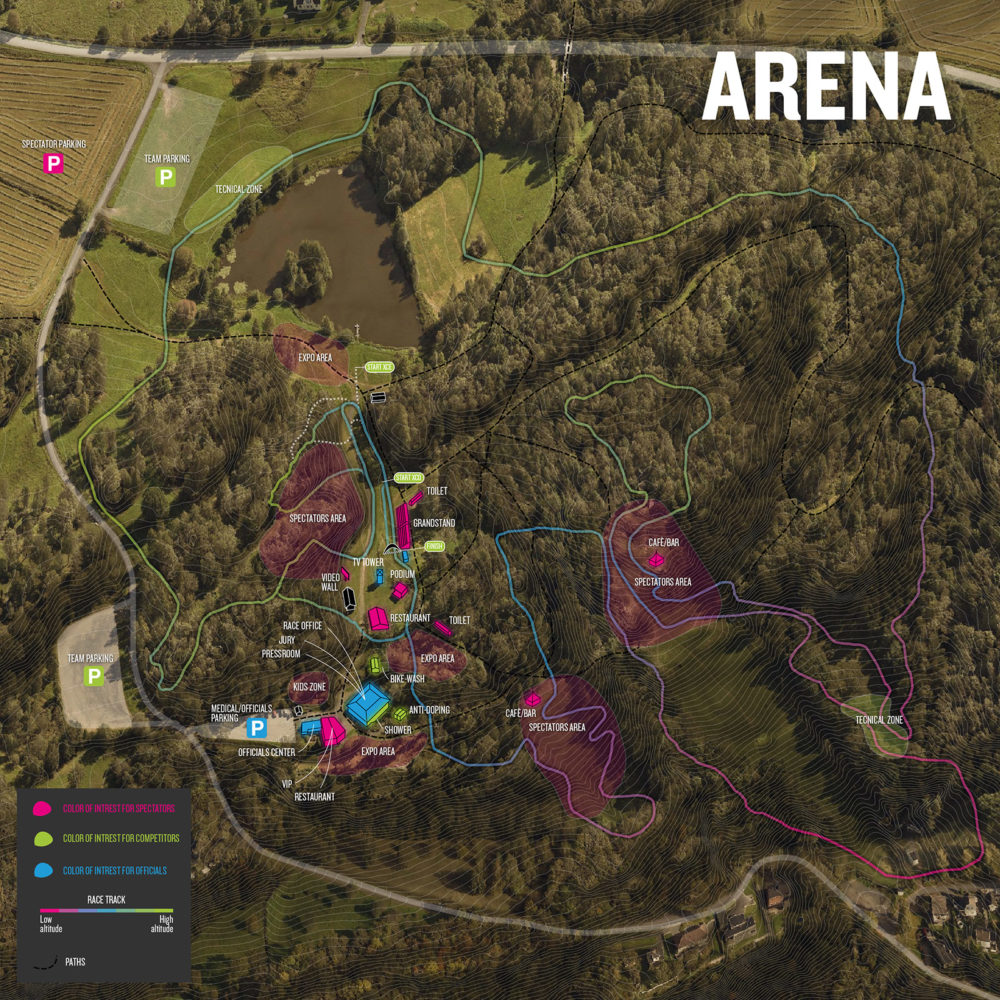 arena-map