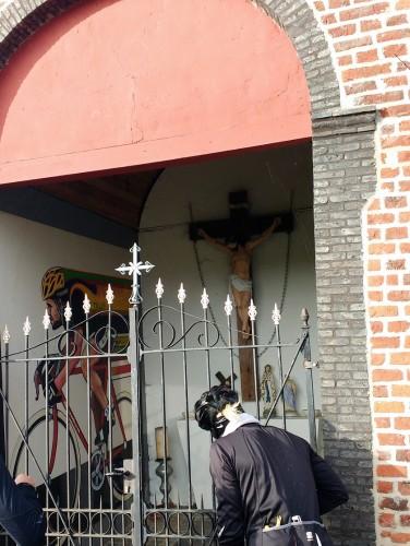 Cykel är utan tvekan religion i Flandern.