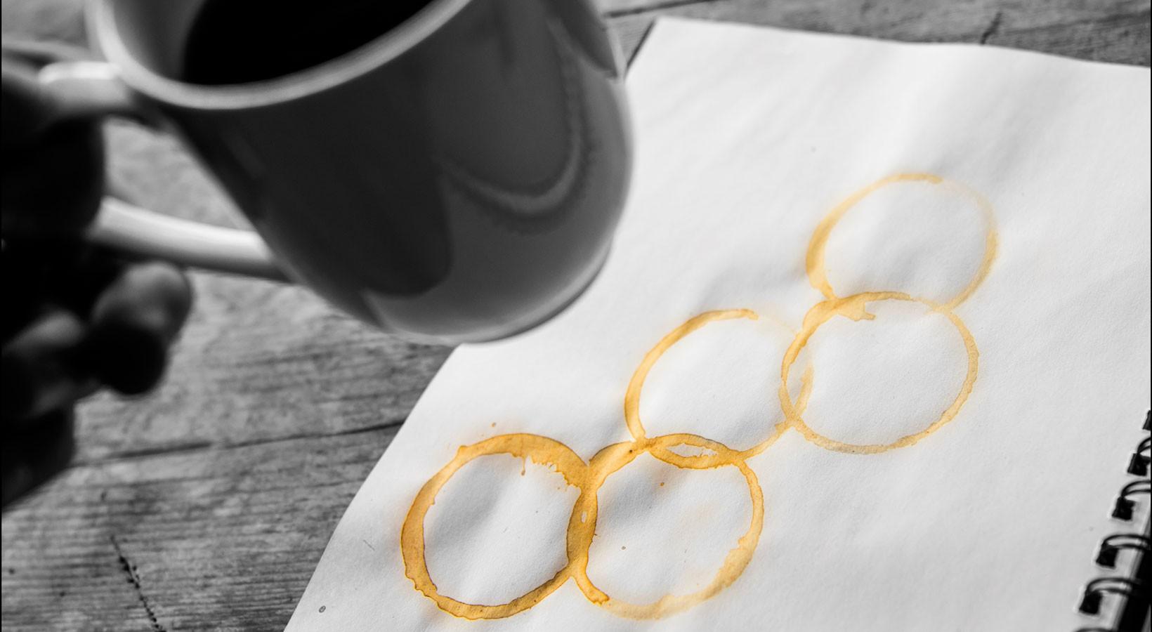 Cykel-Kaffe-Prestation