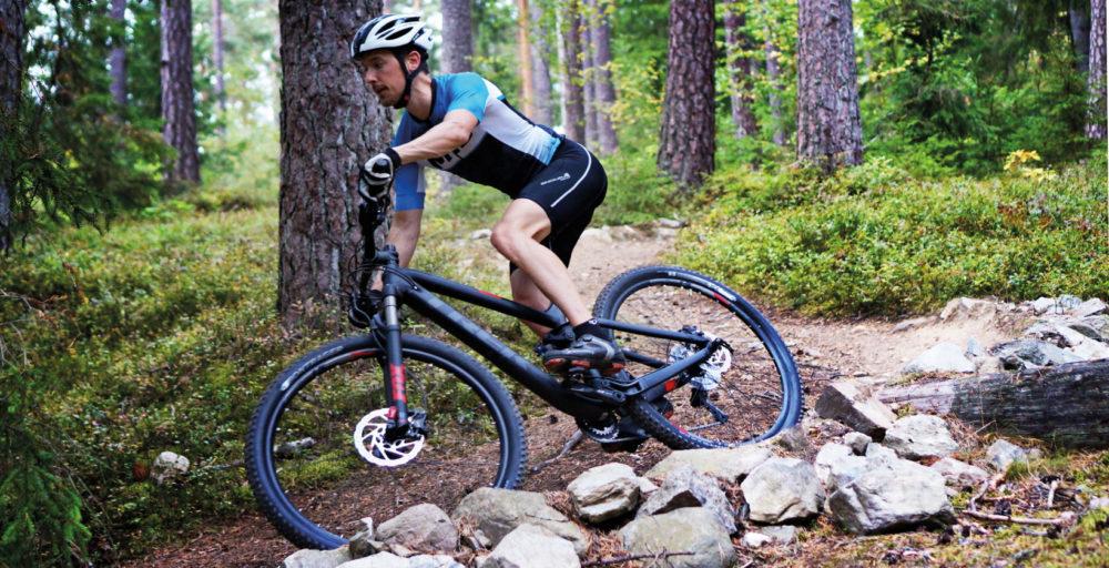 Cykeltest-Trailcyklar