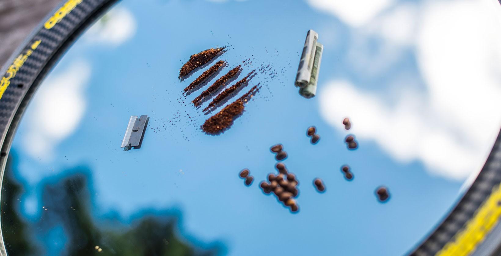 Akta dig, kaffe kan vara beroendeframkallande! Foto: Jesper Andersson