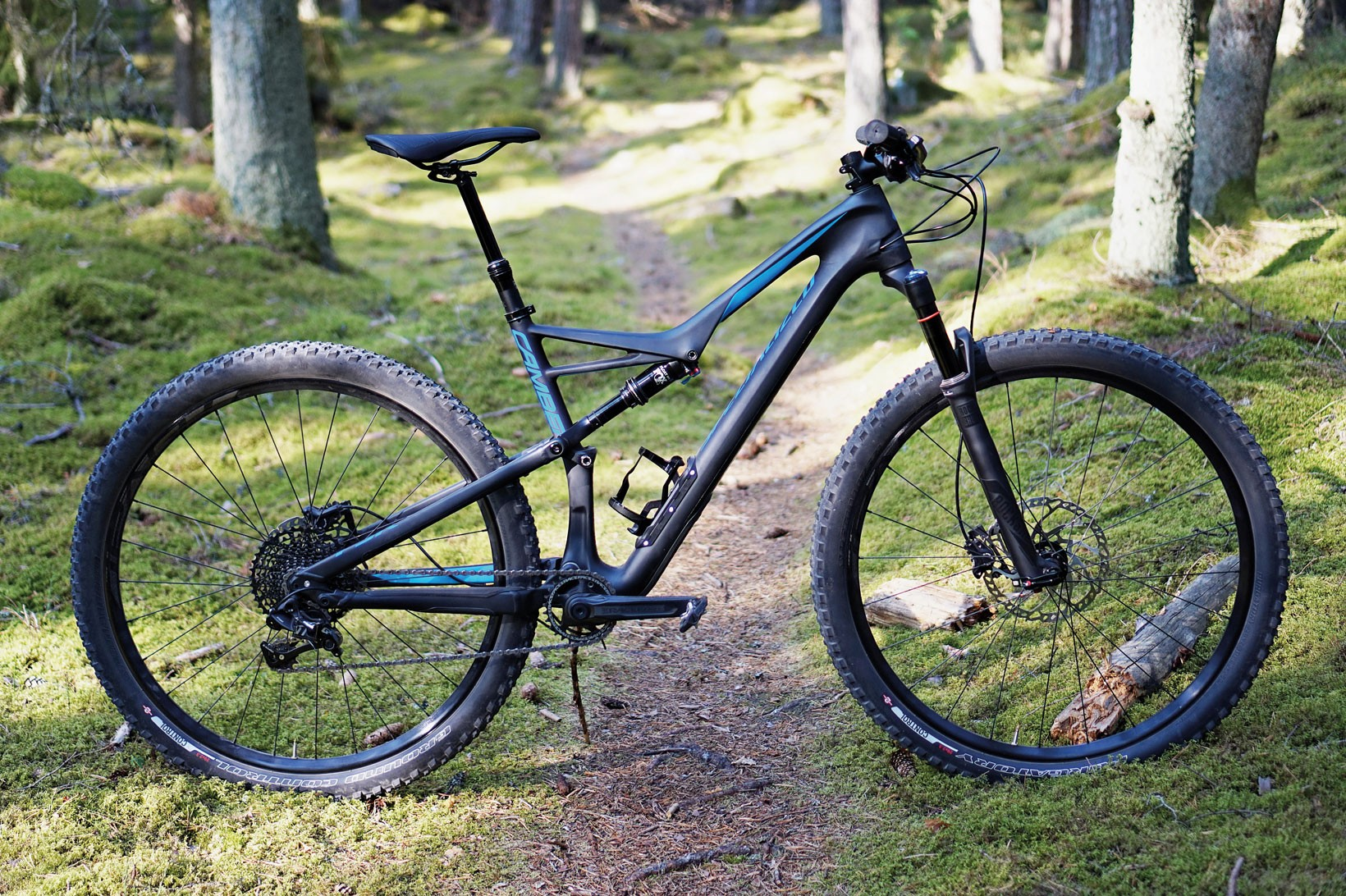Test: Specialized Camber Comp Carbon 29 | Svenska Cycling Plus