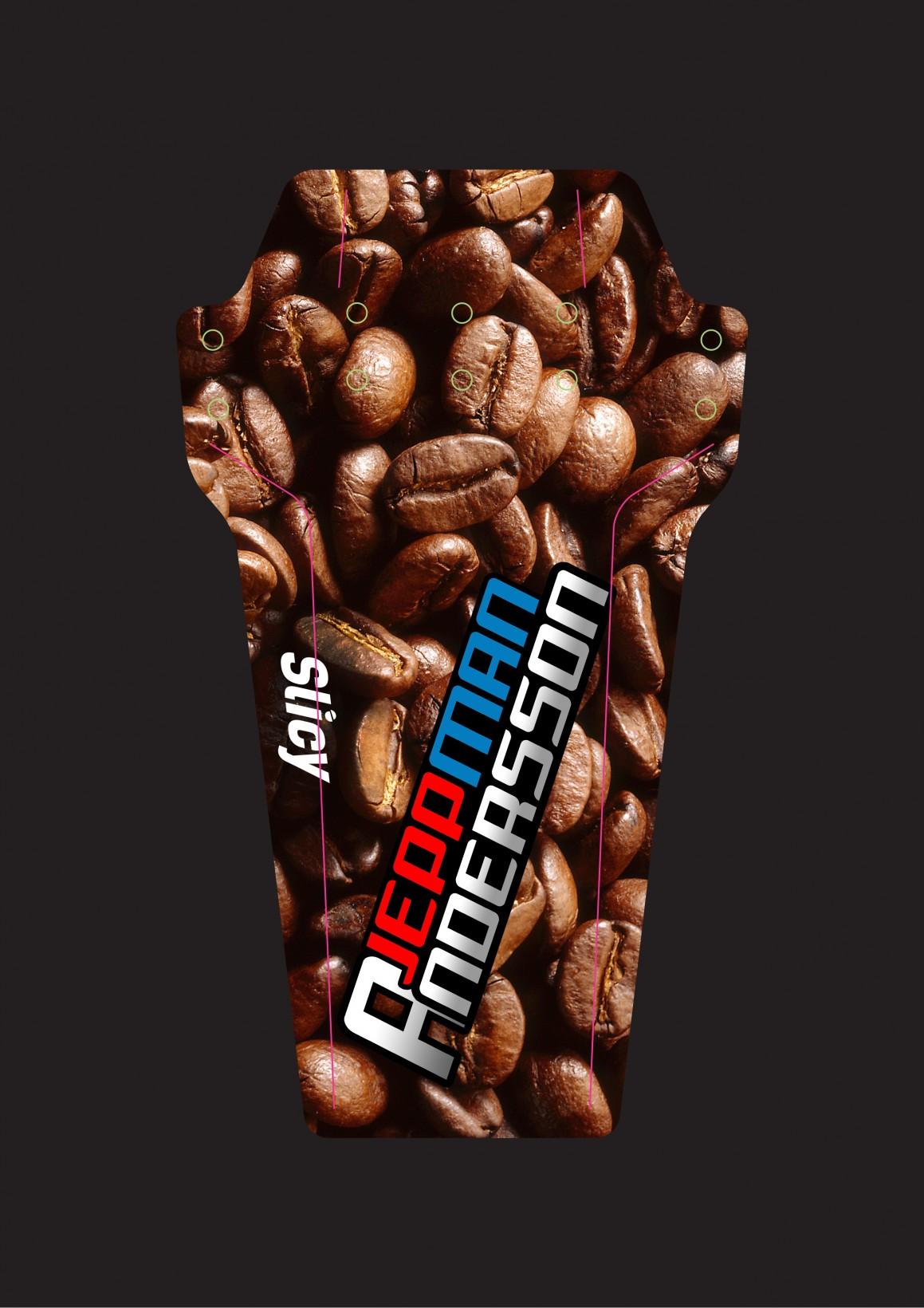 Det är ingen hemlighet att Jesper gillar kaffe...