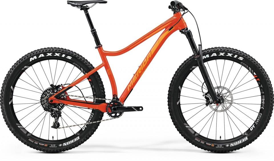Big Trail var en väldigt kul cykel när vi testade den vid lanseringen.
