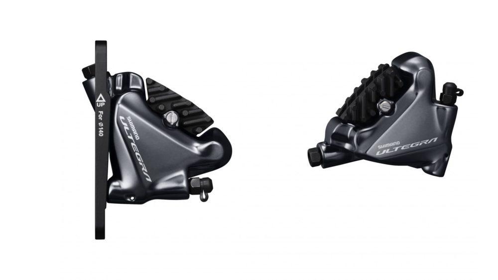 Hypermoderna skivbromsar som garanterat kommer bli en favorit hos många svenska cyklister.