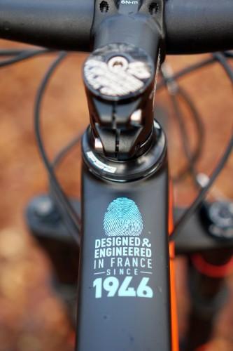 Förra året firade man 70 år som cykeltillverkare, och det firade man med en rad nya modeller utöver denna XR.