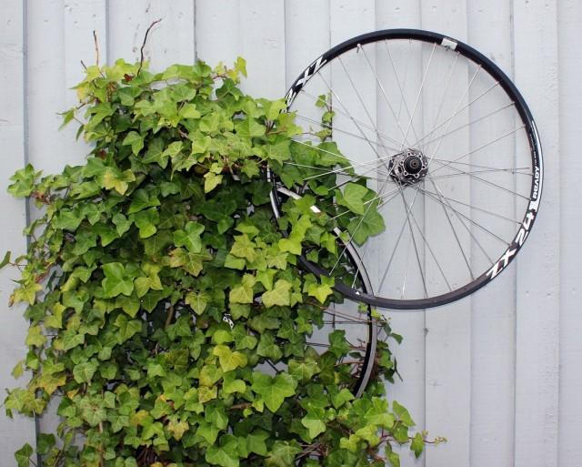 Tecken på att det cyklas för lite...
