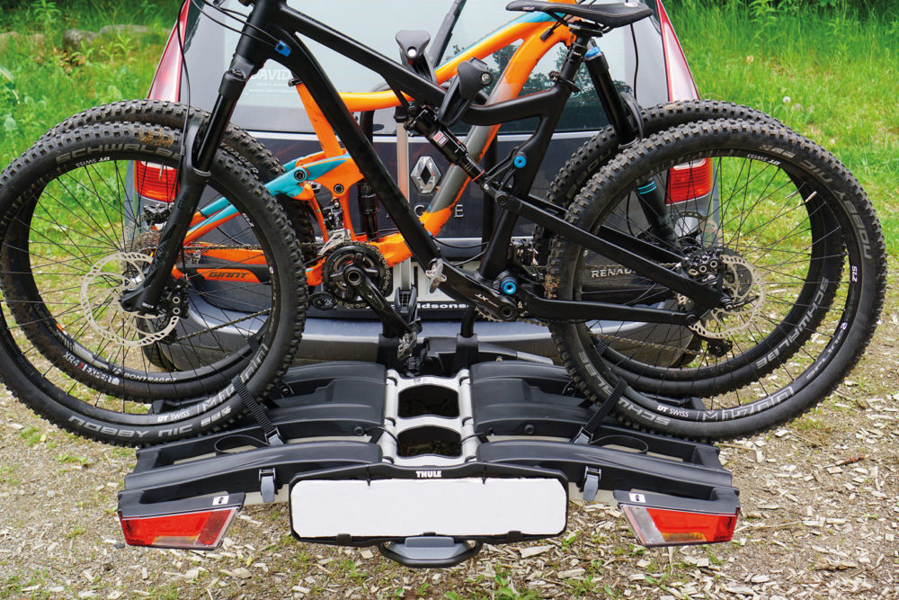 test thule easyfold xt 3 svenska cycling plus. Black Bedroom Furniture Sets. Home Design Ideas