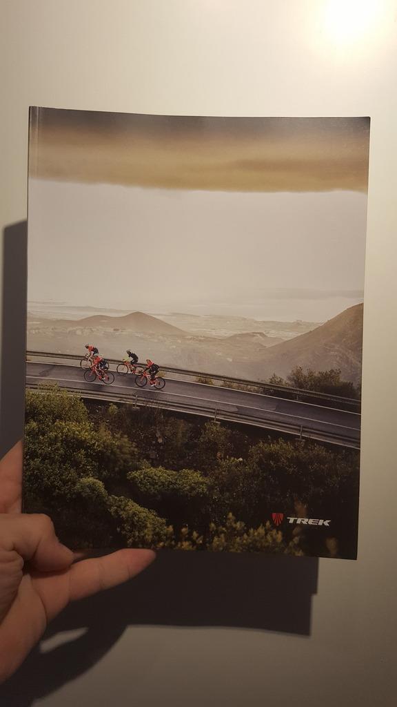 Trek-katalog för 2018