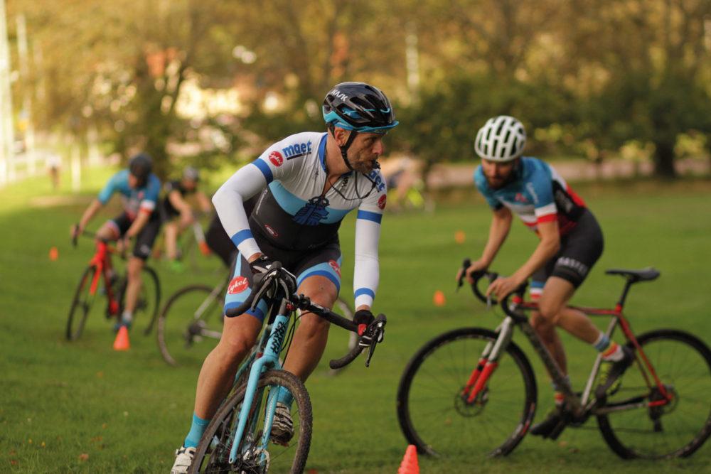 Björn Eriksson är en av de som i flera år drivit Göteborg CKs öppna träningar och träningstävlingar, och nu är han tävlingsledare på det stundande mästerskapet.
