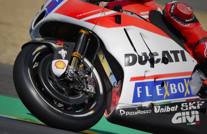 Ducati + Öhlins = en vägvinnande kombination