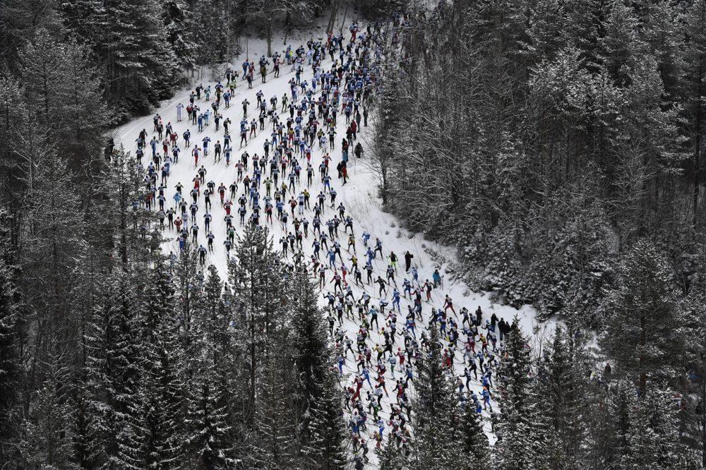 Foto: Nisse Schmidt/Vasaloppet